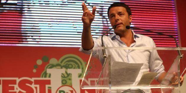 Festa Unità, Renzi restaura il brand e sceglie
