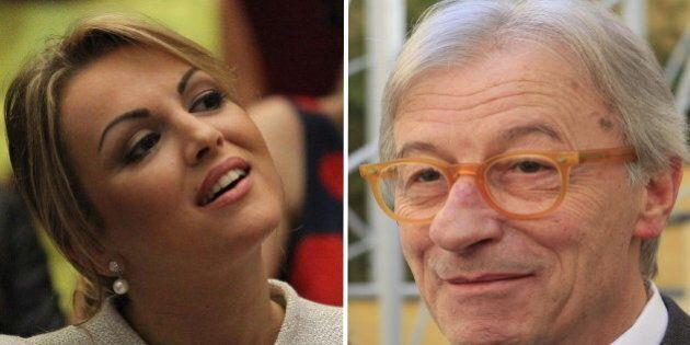 Francesca Pascale e Vittorio Feltri iscritti all'Arcigay: