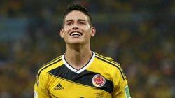 Che Gol Rodriguez! L'esultanza di Caressa (FOTO,