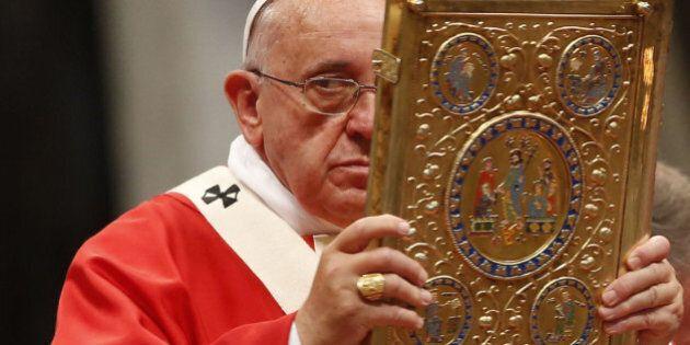 Vaticano, papa Francesco: