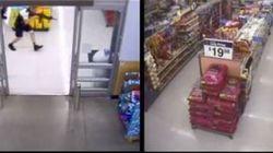 Prende al supermercato un'arma giocattolo e la polizia gli