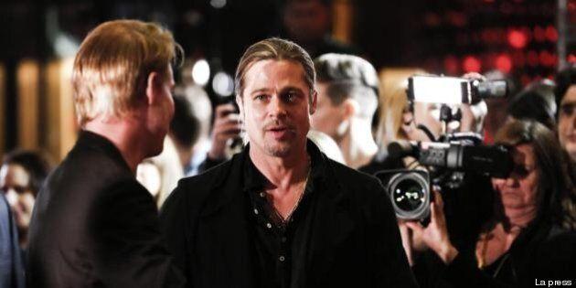 Brad Pitt: Angelina Jolie non c'è nel suo viaggio in Australia (FOTO