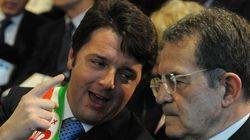 Renzi incassa l'ok di Prodi, 'cannone' contro gli attacchi della minoranza