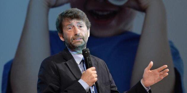 Dario Franceschini, Salone del Libro Torino:
