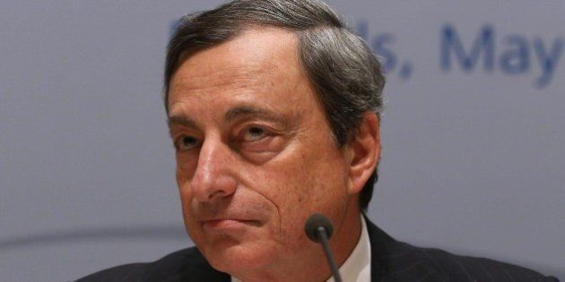 La Bce rinvia ogni decisione a giugno. Draghi:
