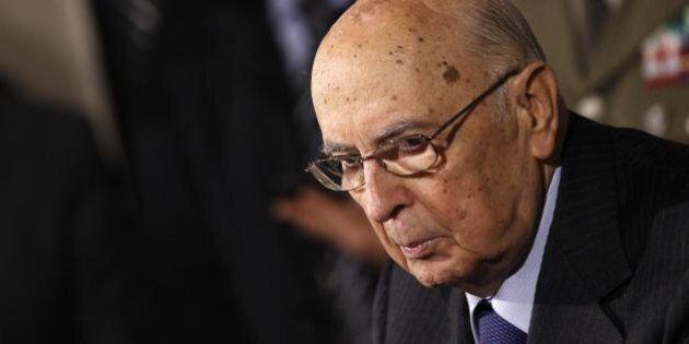 Ministero dell'Economia, Giorgio Napolitano mette i paletti a Matteo Renzi. Il segretario vuole un