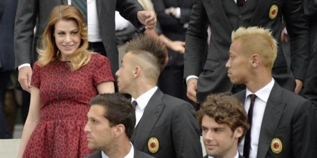 Barbara Berlusconi sul Consiglio Federale FIGC: