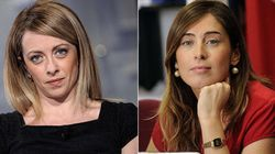 Meloni vs Boschi (VIDEO,