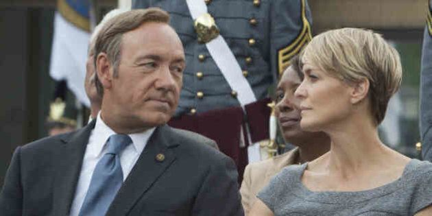 House of Cards, Robin Wright: