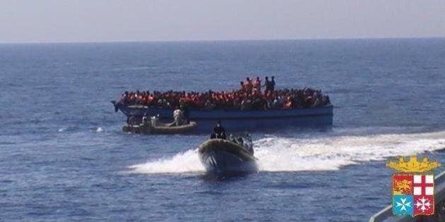 La nave Orione non sbarcherà a Catania: caso clinico sospetto. Un profugo è stato trasferito in