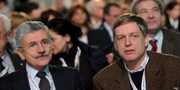 Con Matteo Renzi anche Gianni Cuperlo: