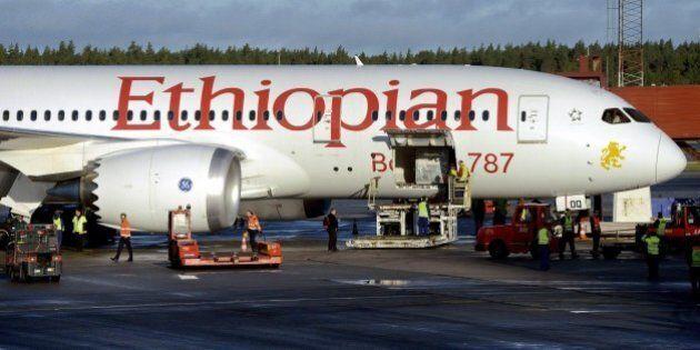 Dirottato aereo Ethiopian Airlines diretto a Roma. Atterra a Ginevra: tutti illesi, arrestato il