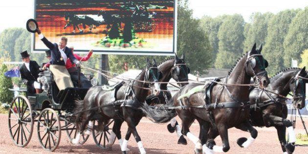 World Equestrian Game 2014: un viaggio nella terra del cavallo per eccellenza