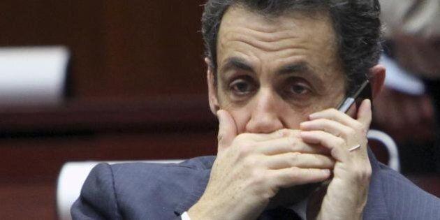 Sarkozy: 6 accuse che pendono sul capo dell'ex Président