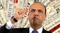 Angelino Alfano presenta il nuovo centrodestra (FOTO,
