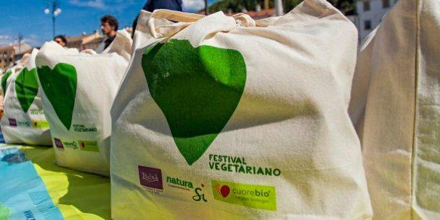Vegetariani in prima linea a Gorizia per il festival più green