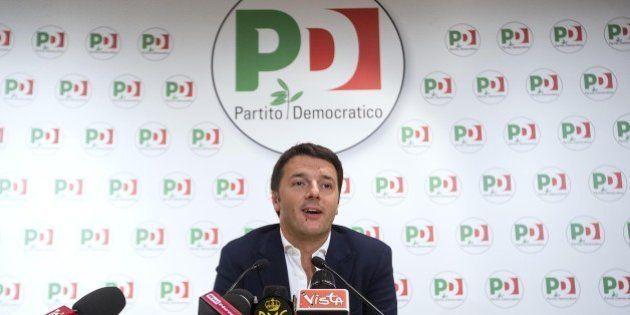 Sondaggi, Pd stacca M5s di 10 punti. Forza Italia sotto il 20. Effetto Matteo Renzi al