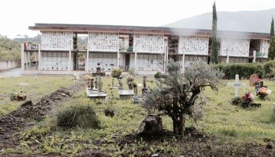 Il cimitero dei 1041 feti