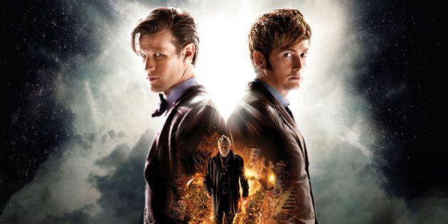 Doctor Who compie 50 anni. Storia della serie di fantascienza più celebre al mondo. In contemporanea...