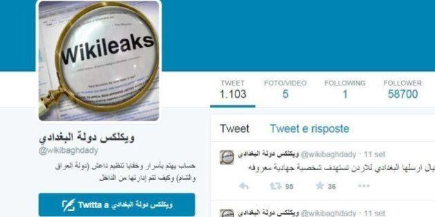 Wikileaks dell'Isis. I segreti del califfato svelati da un alto dirigente dello Stato