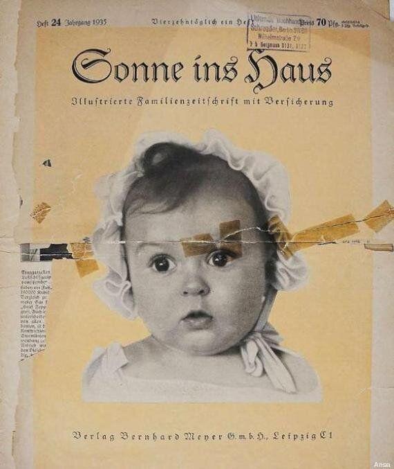 Hessy Taft, la bimba ebrea volto della propaganda nazista:
