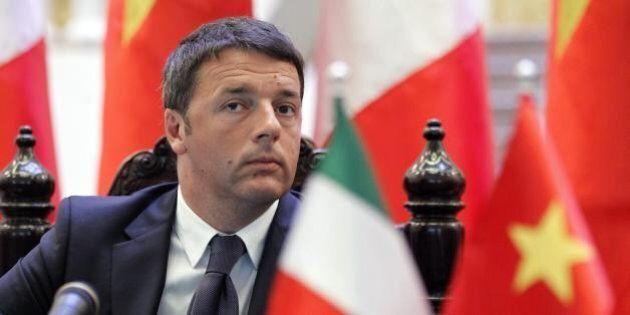 Matteo Renzi all'esordio a Strasburgo. Al via la terza fase del premier-segretario: