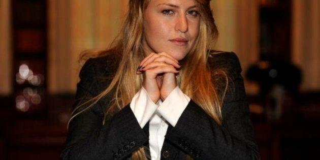 Barbara Berlusconi intervista ad A: