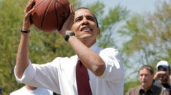 Obama non ha paura di mancare il canestro per 20 volte