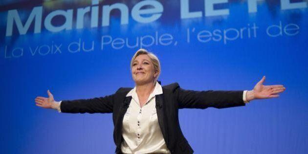 Il Noeuro Day del Carroccio a Milano. Un ponte per Marine Le Pen, ospite al Congresso della Lega Nord...