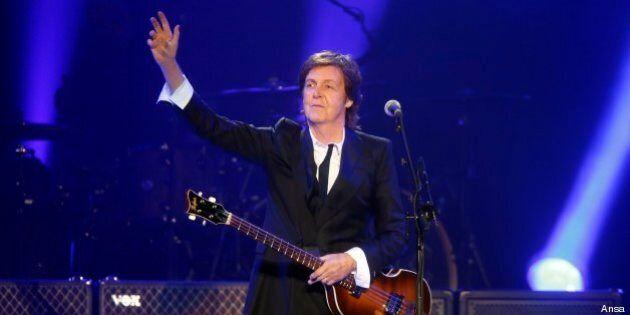 Compleanno Paul McCartney: il baronetto della musica compie 71 anni (FOTO VIDEO TWEET