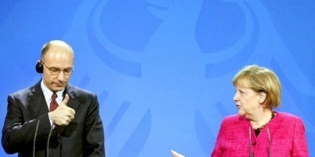 Elezioni Germania 2013. La GrosseKoalition fa sperare Letta e Napolitano. Ma dal Pd: lì non c'è