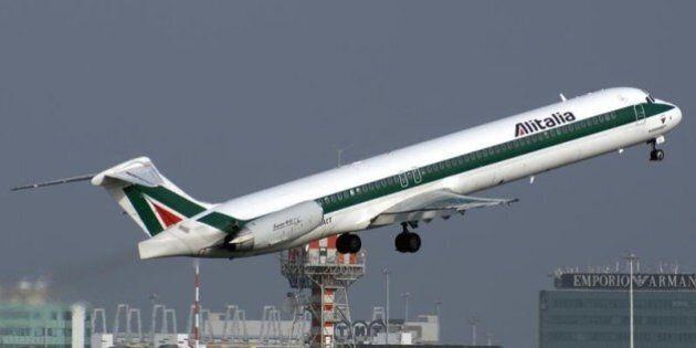 Alitalia: dossier italiano su tavolo cda Air