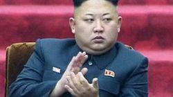 Kim jong-un vieta le merendine al