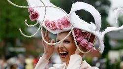 Sfilata di cappellini al Royal Ascot 2013 di Londra