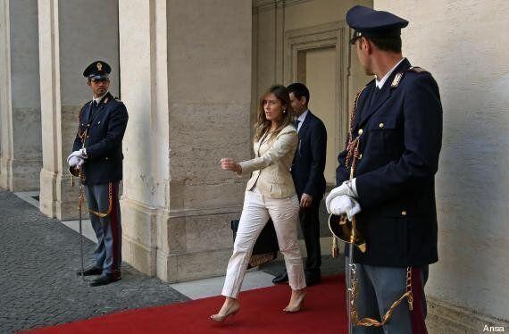 Maria Elena Boschi, dal giuramento al Palio di Siena: tutte le passerelle di