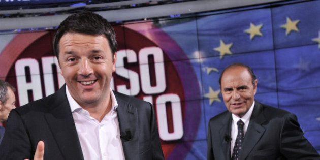 Semestre europeo, Matteo Renzi conferenza stampa dopo il discorso e poi in serata è ospite di Porta a