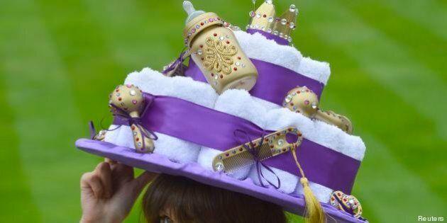 Royal Ascot 2013: all'evento ippico di Londra, cappellini protagonisti. La Regina Elisabetta in lilla...