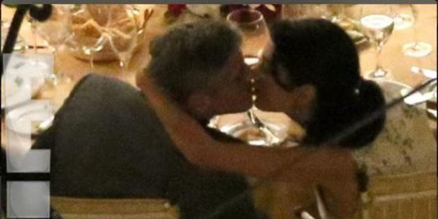George Clooney e Amal Alamuddin, sabato sera il