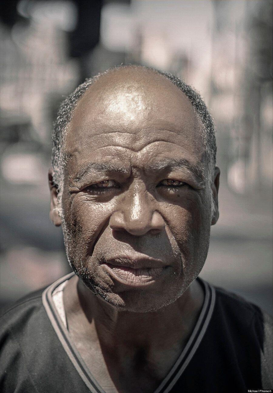 Michael Pharaoh. I senzatetto di L.A. ad alta risoluzione