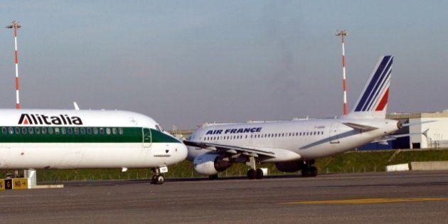 Alitalia, Alexandre de Juniac ad di Air France-Klm: