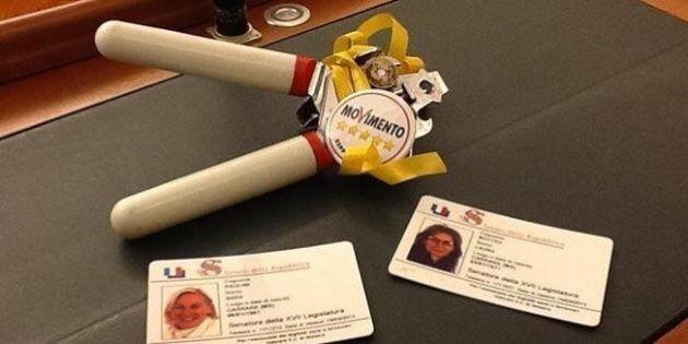 Movimento 5 stelle, il questore Laura Bottici diffonde le spese del Senato: