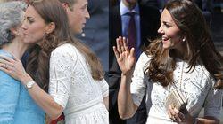 Kate ricicla l'abito a Wimbledon