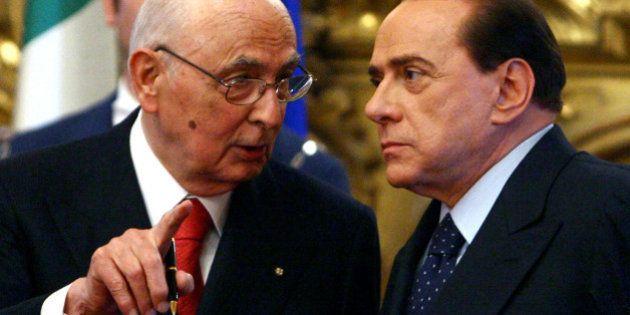 Silvio Berlusconi grazia, Quirinale: