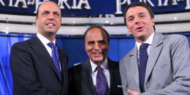Matteo Renzi e il Pd dei 40enni alle prese coi 40enni di governo: dietro il patto di Alfano, l'ombra...