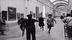 Louvre Museum's Dna, un esperimento monitora il traffico dei visitatori nei corridoi dell'arte attraverso il Bluetooth