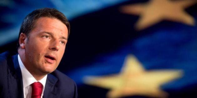 Ue - Su Matteo Renzi riscopre i