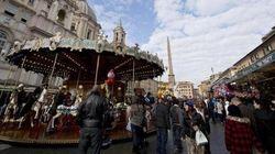 Roma riparte grazie al coraggio di combattere grandi e piccole
