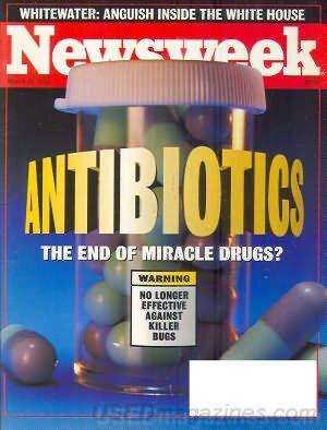 Batteri campioni di resistenza. Il rischio: antibiotici senza