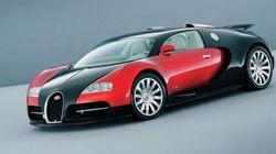 La Bugatti Veyron eletta la migliore auuto degli ultimi 20
