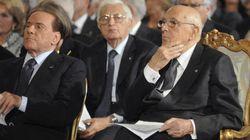 Silvio Berlusconi da Giorgio Napolitano si sfoga sui pm. Ma conferma il sostegno al governo. Per
